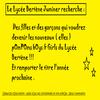 Le Lycée Bertène Juminer part à la recherche de ses nOuvelles pOmpOms Girls / ses nOuveaux pOmpOms  Boys