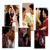Les couples de FRIENDS