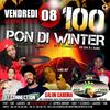 """""""100° PON DI WINTER """""" BY 97 CONNECTION / VENDREDI 8 JANVIER 2K10 O SALON SABRINA"