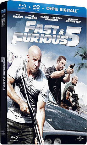 sortie du dvd et blu ray de fast and furious 5 blog fast furious. Black Bedroom Furniture Sets. Home Design Ideas