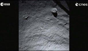 PHILAE le lander de ROSETTA est sur la comète !!! Retour en images...