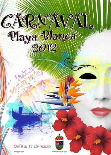 Carnaval Playa Blanca Lanzarote 2012