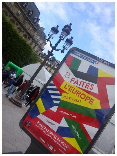 Faites l'Europe - 8 et 9 mai 2012