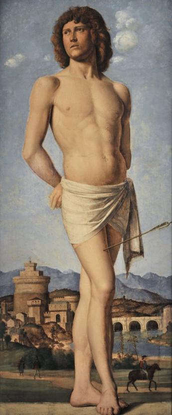 Sébastien le Renaissant (prélude à l'article Saint Sébastien le Contemporain)