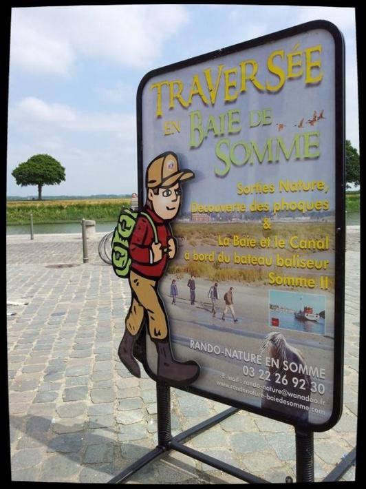 Aux portes de la Baie de Somme