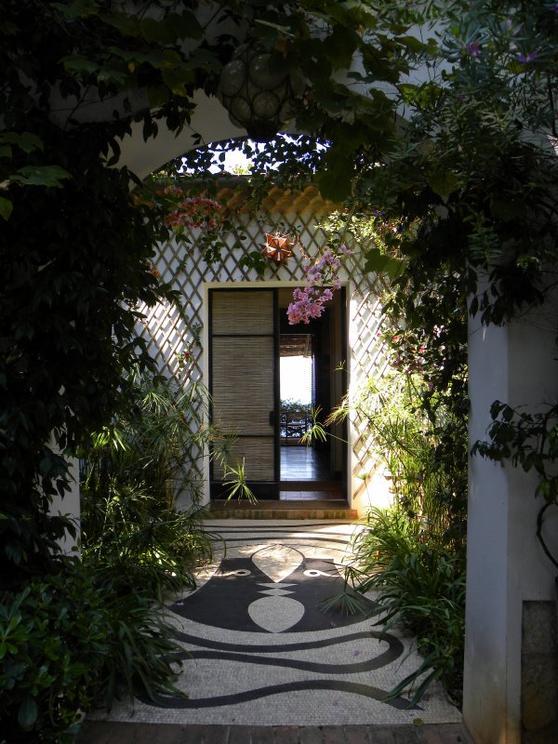 Santo Sospir, la villa « tatouée » par Jean Cocteau