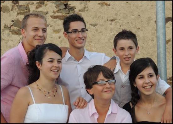 - La famille ♥
