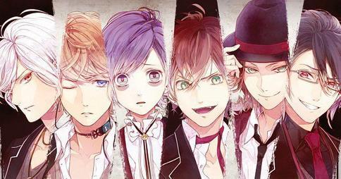 Anime — Diabolik Lovers