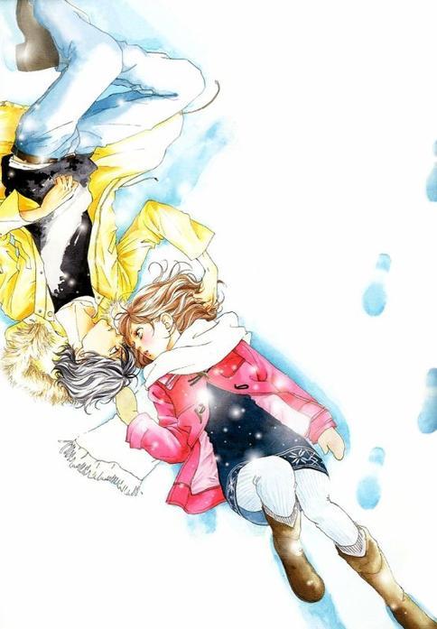 Anime — Ao Haru Ride /pas à jour/