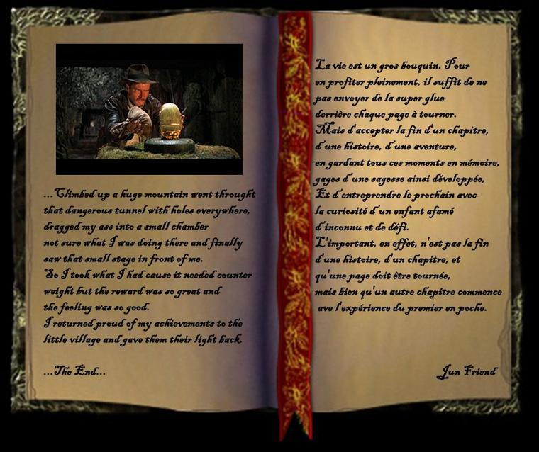 Spellbook of Life - Le Livre de la Vie