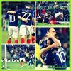 [ France 2-1 Costa Rica ]_  _  La France a battu dans la douleur le Costa Rica (2-1) mercredi à Lens, grâce à un but de Valbuena à la 83e minute, pour le premier de ses trois matches de préparation au Mondial 2010.