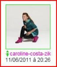 Visite de Caroline Costa !! (l)