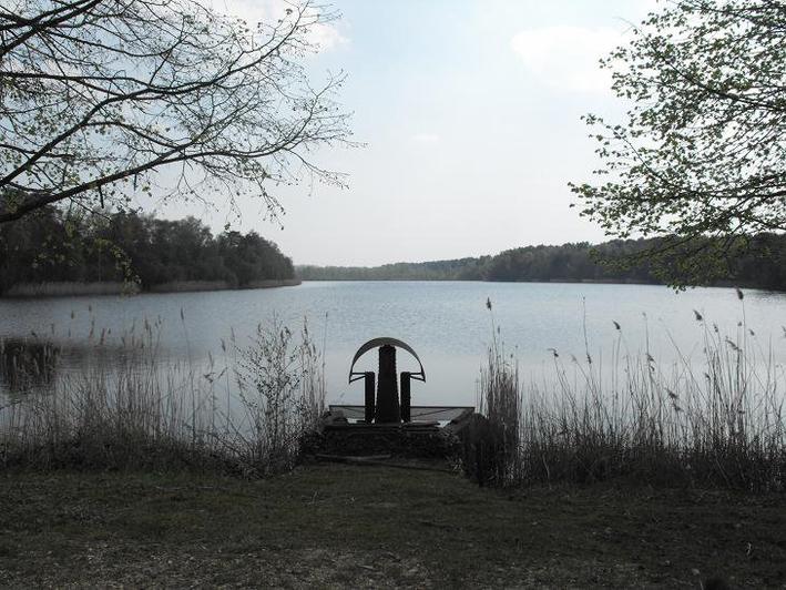 L'étang de la Lande