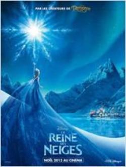 La Reine des neiges ( 2013 ) 1h42min de film ( platform youwatch )