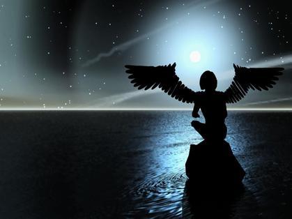 un ange parti si loin