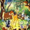Voila mon dessin animé préférée voila pourquoi je m'appelle bambi