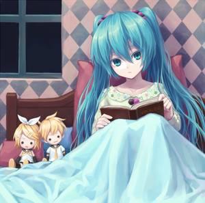 Music Blog Of Hatsune Miku Skyrock Com