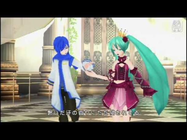 Hatsune Miku Project Diva 2nd - Cantarella (Images)