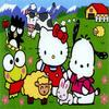Hello Kitty's FRIENDS!