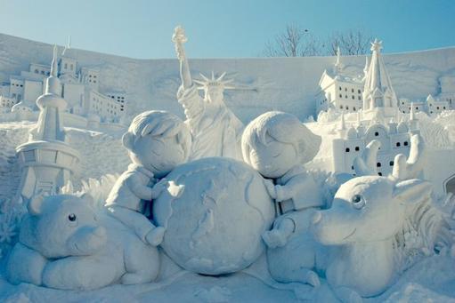 Festival de la neige de Sapporo