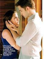 People Mag Scans: Nouvelle image de Bella & Edward + photos BTS dans BD2