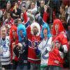 MONTREAL CANADIENS' FANS  & goupies