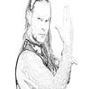 Dessin de Jeff Hardy