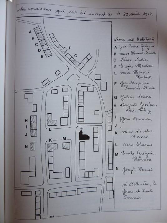 ROBELMONT  1914 - 2014       LA BATAILLE.