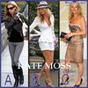La mode selon ... Who is People ? Kate Moss