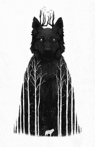Une créature de la nuit