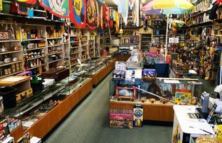 USA - Daytona magic shop