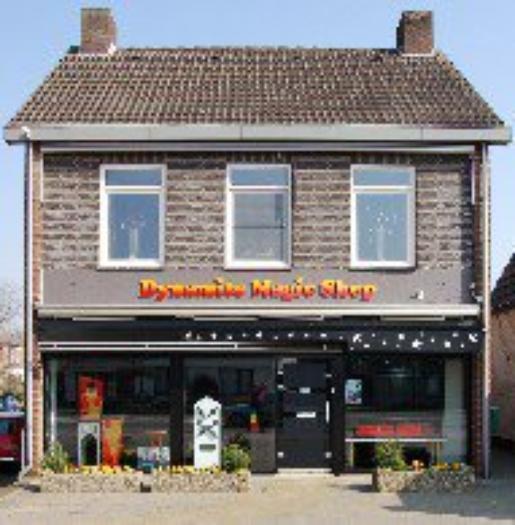 Hollande - Dynamite magic shop