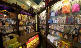 USA - Foride - Houdini Magic Shop