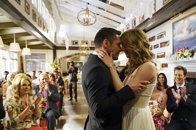 Top 10 des plus beau mariage dans une série : Partie 2