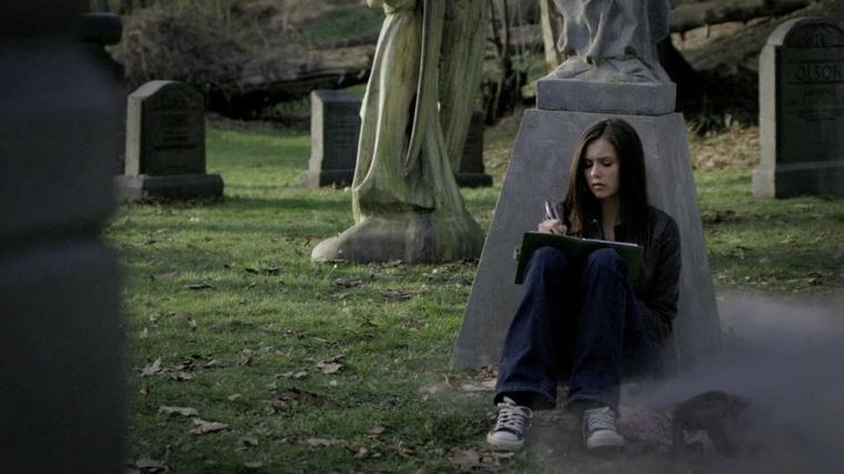 Vampire Diaries : 1X01 : Mystic Falls