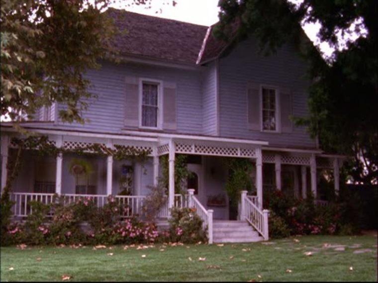 Top 5 des plus belle maisons dans une série !
