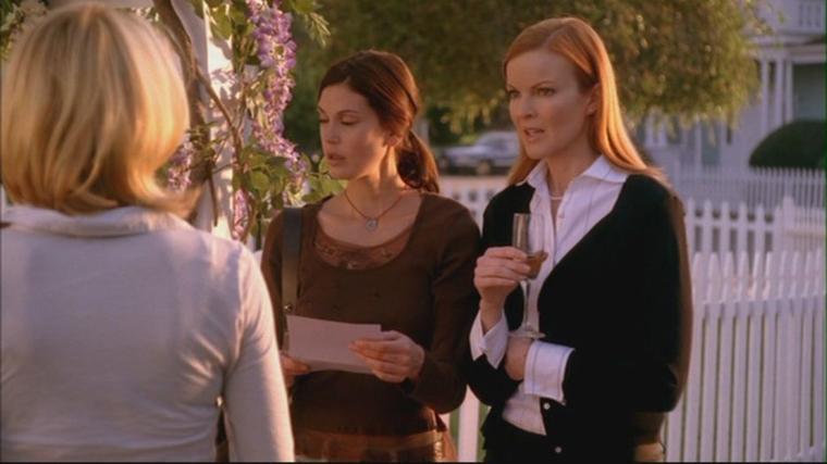 Desperate Housewives : 1X01 : Ironie du sort