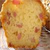Cake jambon , fromage &² oignon