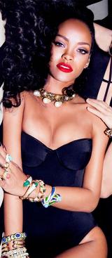 Le 30 janvier 2014 :Le vidéo clip de Can't Remember To Forget You de Shakira en featuring avec Rihanna !