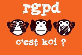 RÈGLEMENT GÉNÉRAL SUR LA PROTECTION DES DONNÉES PERSONNELLES (RGPD)