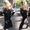 » 08 Avril 2O1O  Noir c'est Noir il n'y a plus d'espoir :D Que dans nos rêve on pourrait voir Gaga bien habillé   .