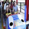 MD-R-C 6 aout : Miley est son co-star Douglas Booth ont été aperçus dans un parc d'attraction de l'Ohio.  MD-R-C