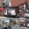 MD-R-C 12 août 2010 :Miley toujours sur le tournage de « LOL » , puis deux photo d'elle et de Noah. MD-R-C