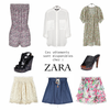 GIRLS, LET'S GET SHOPPING !  vous pouvez visualiser la collection zara ICI
