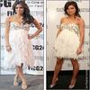 . Qui porte le mieux cette robe BADGLEY MISCHKA ? .