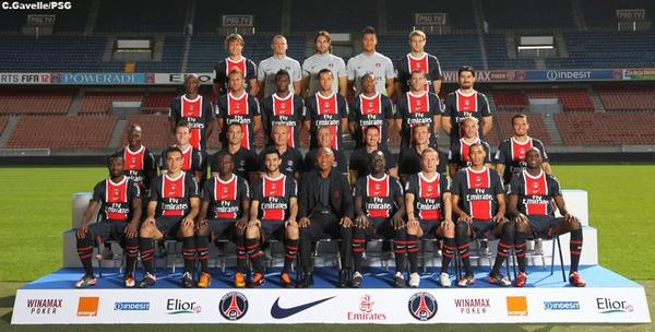 ★ PARIS SAINT GERMAIN ★