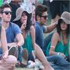 .  (19/04)  Zac et Vanessa étaient au festival de musique Coachella avec Ryan et Brittany Snow    .