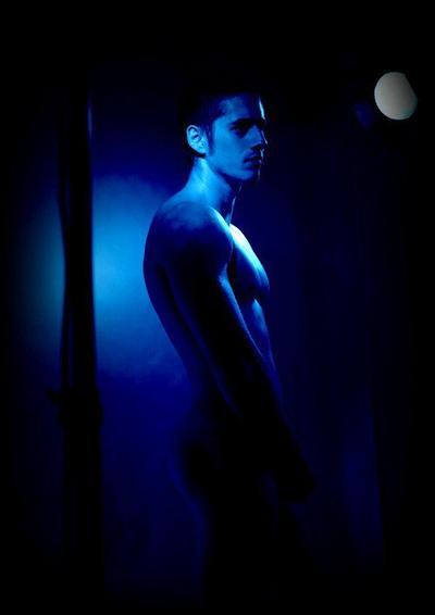 tendresse bleue