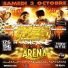 Psy 4 de la rime, le 3 Octobre 2009 à Montluçon (Arena Club).