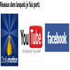 DailyMotion, YouTube, FaceBook, Netlog,...